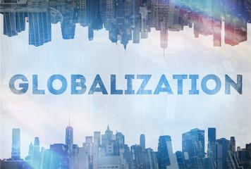 Globalization concept image