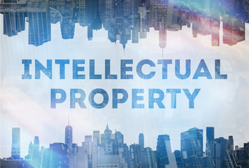 Intellectual Property concept image