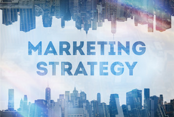 Marketing Strategy concept image
