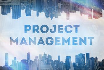Project Management concept image