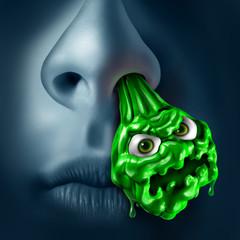 Mucus Snot
