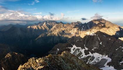 Wall Mural - Tatra mountain