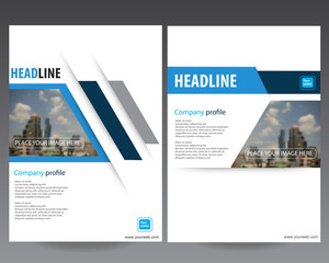 Modern elegance annual report brochure flyer design template vector, Leaflet cover presentation abstract flat background,modern business background design layout in A4 size