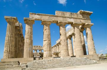 Temple d'Hera-Selinunte