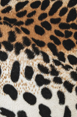Background texture imitation leopard skin
