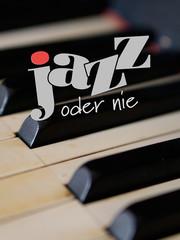 Jazz oder nie - Typo Klavier