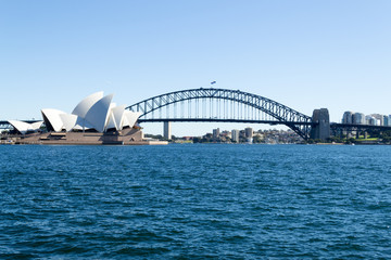 Aluminium Prints Sydney Icons of sydney