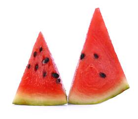 Watermelon white background