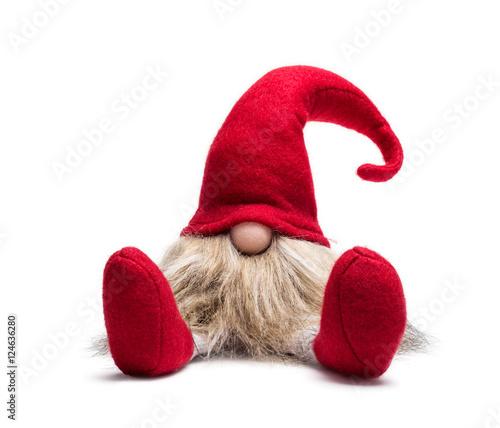 Sitzender roter weihnachtswichtel stockfotos und lizenzfreie bilder auf bild - Clipart weihnachtswichtel ...
