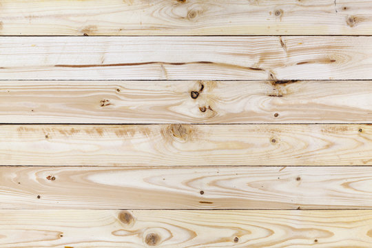 Natural untreated wood background or texture