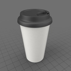 Coffee Cup Capped 2