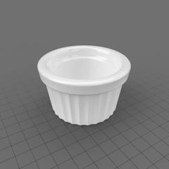 Ceramic Ramekin 1