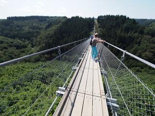 Hängeseilbrücke - Geierlay - Hunsrück