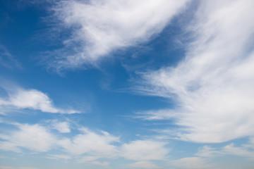 青空 背景素材