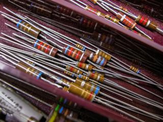 File Name : Resistors colorful