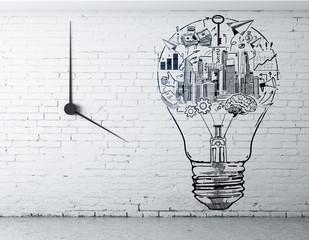 Success idea concept