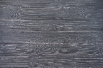 textured gray wooden background Wall mural