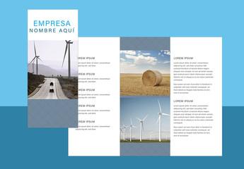Diseño de catálogo sencillo