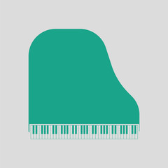 Grand piano icon