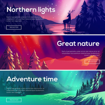 Design illustration for web design development. View of the fore