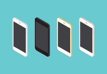 Illustrations Téléphone portable