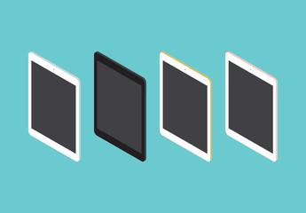 Illustrations Tablette
