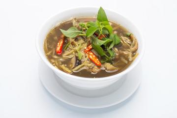 Bamboo shoot spicy salad