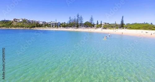Aussie beach fun