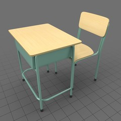 School Desk 2