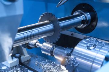 Details of CNC machine tools