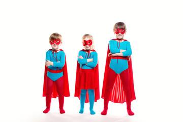 Kids power concept.