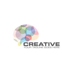 brain logo icon