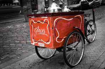 chariot glace