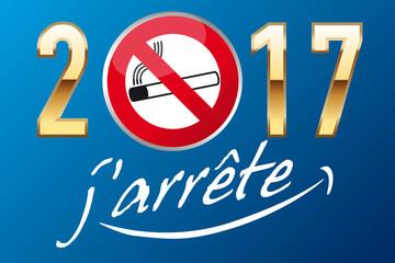 2017 - arrêter de fumer - Résolution