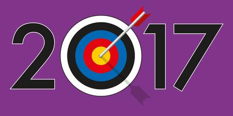 2017 - Cible - Objectif