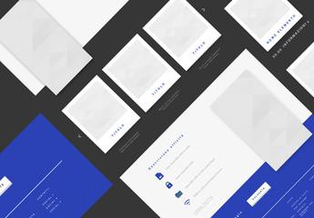 Kit per interfaccia utente azienda