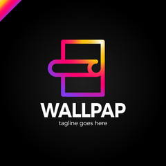 install the wallpaper icon