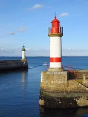 Phares de l'île de Groix (France)