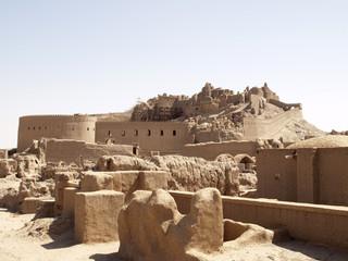 Arg-e Bam ruins at bam