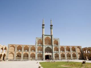 Yazd's mosque