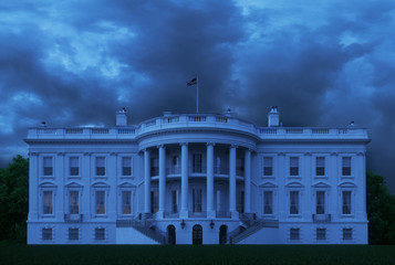 White House Dark Future