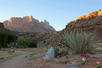 graves n sunset mtns