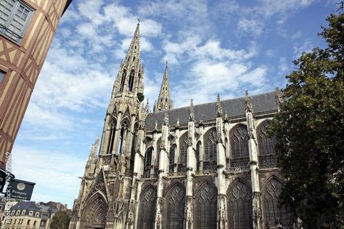 St ouen rouen photo libre de droits sur la banque d 39 images fo - Agence saint ouen rouen ...