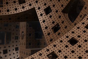 Squared - Fractal Image