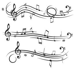 Music Noten