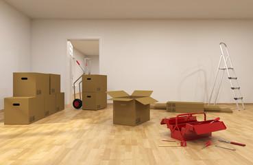 bilder und videos suchen umzugskarton. Black Bedroom Furniture Sets. Home Design Ideas