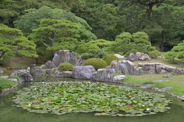 Spot Kuribayashi Park Japan