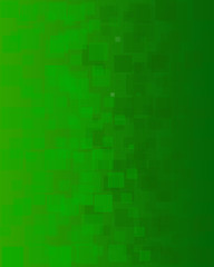Abstract green design.