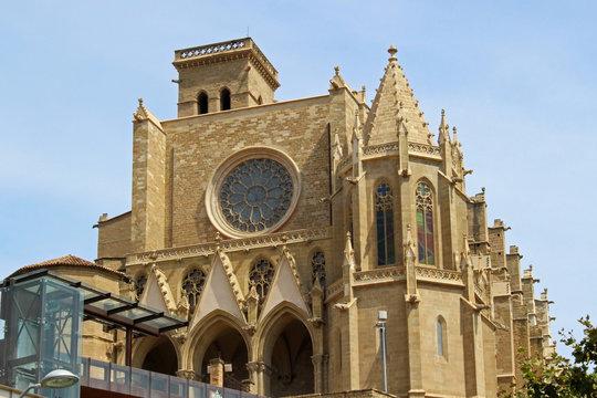 Basílica de Santa María de la Aurora, Manresa (España)