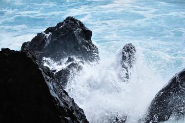Wall Mural - イースター島の海岸